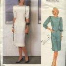Vogue Sewing Pattern 1383 Misses Size 10 Paris Original  Emanuel Ungaro Dress