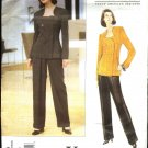 Vogue Sewing Pattern 1896 Misses Size 20-24 Anne Klein Jacket Pants