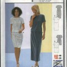 Burda Sewing Pattern 8986 Misses Sizes 10-22 Easy Dress