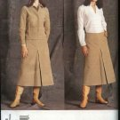 Vogue Sewing Pattern 2455 Misses Size 8-10-12 Marc Jacobs Skirt Jacket Blouse