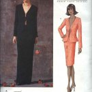 Vogue Sewing Pattern 2513 Misses size 6-8-10 Guy Laroche SkirtJacket Formal Evening Gown