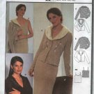 Burda Sewing Pattern 8862 Misses Sizes 6-18 Easy Twinset Sweater Camisole Embroidery