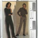 Burda Sewing Pattern 8873 Misses Sizes 6-18 Easy Pants Slacks