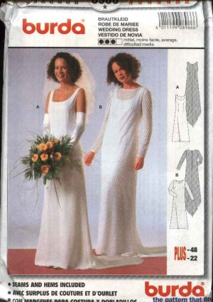 Wedding Gown Patterns, Bridal Dress Patterns To Design Your Own