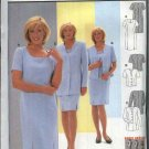 Burda Sewing Pattern 8980 Misses Sizes 10-22 Dress Jackets