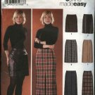 Simplicity Sewing Pattern 9515 Misses Sizes 14-22 Easy Straight Skirt Variations