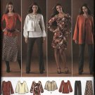 Simplicity Sewing Pattern 2766  Womans Plus Size 20W-28W Easy Wardrobe Jacket Dress Pants Skirt