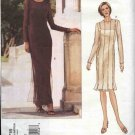 Vogue Sewing Pattern 2715 Misses Size 6-8-10 Tom Platt Evening Gown Dress Formal