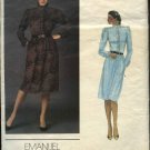 Vogue Sewing Pattern 2734 Misses size 10 Dress Paris Original Emanuel Ungaro