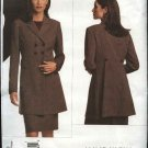 Vogue Sewing Pattern 2765 Misses size 6-8-10 Anne Klein Skirt Jacket Suit