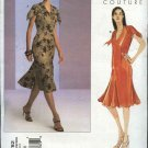 Vogue Sewing Pattern 2782 Misses size 12-14-16 Couture Summer Lined Dress