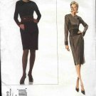 Vogue Sewing Pattern 2819 Misses Size 6-8-10 Oscar de la Renta Dress