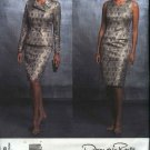Vogue Sewing Pattern 2845 Misses Size 20-24 Oscar de la Renta Suit Skirt Top Jacket