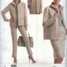 Vogue Sewing Pattern 2854 Misses size 6-8-10 Jacket Skirt Pants Oscar de la Renta