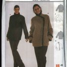 Burda Sewing Pattern 8597 Misses Size 12-22 Winter Lined Jacket