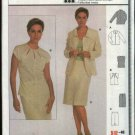 Burda Sewing Pattern 8661 Misses Size 10-22 Jacket Top Skirt Suit