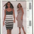 Burda Sewing Pattern 8695 Misses Size 8-18 Very Easy Summer Knit Dress