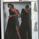 Burda Sewing Pattern 8718 Misses Size 8-18 Evening Dress Gown Formal