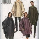 Vogue Sewing Pattern 7974 Misses Size 16-18-20-22 Easy  Unlined Capes Ponchos