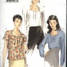 Vogue Sewing Pattern 7013 V7013 Misses Size 8-12 Easy Pullover Blouse Top