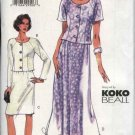 Vogue Sewing Pattern 7015 Misses Size 8-10-12 Easy Koko Beall Top Skirt Suit