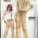 Vogue Sewing Pattern 7434 Misses Size 6-8-10 Easy Top Shell Jacket Pants Koko Beall