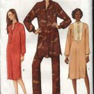 Vogue Sewing Pattern 7506 Misses Size 20-24 Easy Dress Tunic Pants Loose fitting