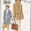 Vogue Sewing Pattern 7809 Misses Size 20-22-24 Koko Beall Easy Jacket Skirt Pants