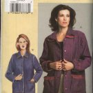 Vogue Sewing Pattern 7855 Womens Plus Size 24W-32W Sandra Betzina Lined Jacket