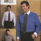 Vogue Sewing Pattern 7925 Mens Size 13½-14½  Yoke Dress Casual Classic Shirt