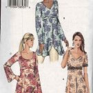 Vogue Sewing Pattern 7934 Misses Size 6-8-10 Easy  Fitted Bodice Tunic Top