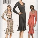 Vogue Sewing Pattern 7995 Misses size 18-20-22 Easy Fitted  Dress Godets