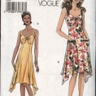 Vogue Sewing Pattern 8066 Misses size 14-16-18-20 Easy Summer Sun Dress