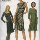 Vogue Sewing Pattern 8107 Misses size 6-8-10 Easy Princess Seam All Season Dress
