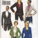Vogue Sewing Pattern 8124 Misses Size 18-20-22 Easy Basic  Lined Jacket