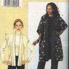 Vogue Sewing Pattern 8125 Misses Size 16-22 Easy Sandra Betzina Reversible Vest Topper