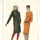 Vogue Sewing Pattern 8415 Misses Size 6-8-10 Pullover A-line Dress