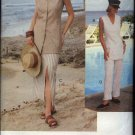 Vogue Sewing Pattern 8641 Misses Size 8-10-12 Easy Top Tunic Skirt Pants
