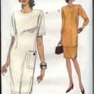 Vogue Sewing Pattern 8693 Misses Size 8-10-12 Easy Dress Top Tunic Skirt