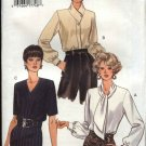 Vogue Sewing Pattern 8820 Misses Size 18-20-22 Easy Classic Shirt Blouse