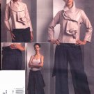 Vogue Sewing Pattern 1052 Misses Size 14-16-18-20-22  Issey Miyake Designer Original Jacket Pants