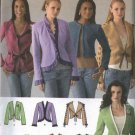 Simplicity Sewing Pattern 4029 Misses Size 14-22 Jackets 5 Styles Long Sleeves