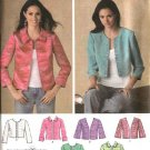 Simplicity Sewing Pattern 4280 Misses Size 16-18-20-22-24 Jackets 6 Styles