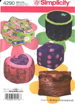 Crochet A Giant Floor Cushion — craftbits.com