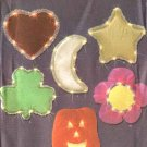 Simplicity Sewing Pattern 4372 Lighted Holiday Home Decorations Christmas Valentine's Day