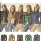 Simplicity Sewing Pattern 4489 Misses Size 12-20 Princess Seam Jackets