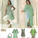 Simplicity Sewing Pattern 4550 Misses Size 8-14 Wardrobe Pants Dress Tunic Purse Capris Bag