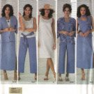 Simplicity Sewing Pattern 4552 Womans Plus Size 20W-28W Wardrobe Skirt Kimono Dress Top Pants