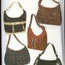 Simplicity Sewing Pattern 4759 Bags Purses Handbags Pocketbooks