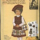 Simplicity Sewing Pattern 4824 Girls Size 5-8 Patty Reed Jumper Hat Bag Purse